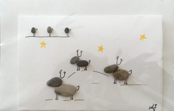 STONE.art Karten – Kunstkarten Steinkunst