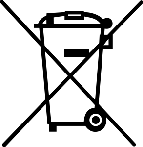 Batteriegesetz; Batterieentsorgung; Mülltonne
